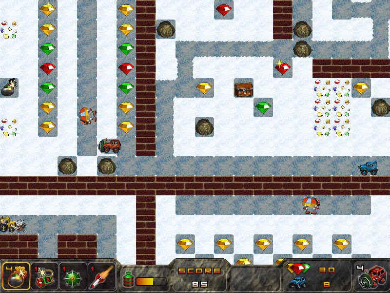 free web arcade bomberman game for pc