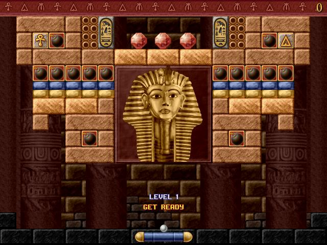 تحميل لعبة Bricks Of Egypt