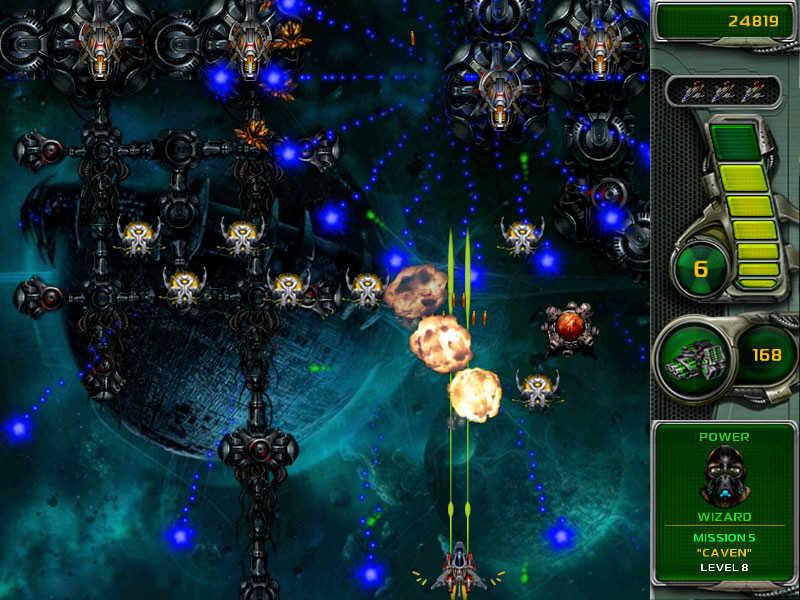 Star Defender 4 Game Download, Space Shooter forever game