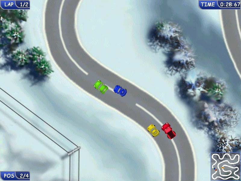 Tiny Cars Screenshots