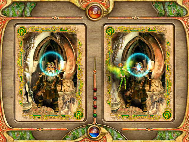 4 element games