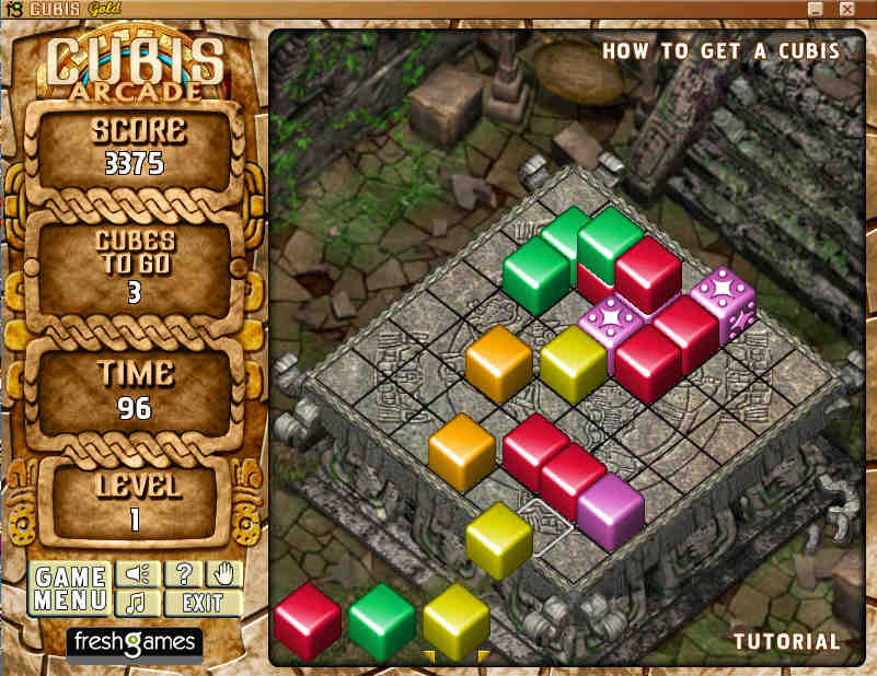 Cubis Gold Game Download
