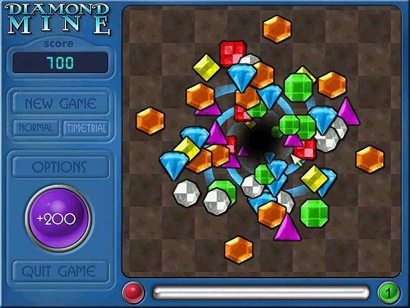 mine the diamond game pc