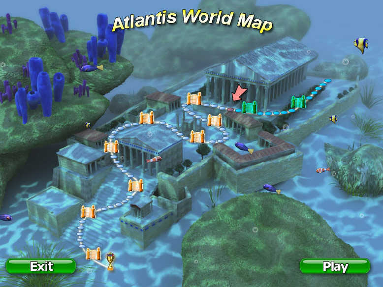 atlantis computer game