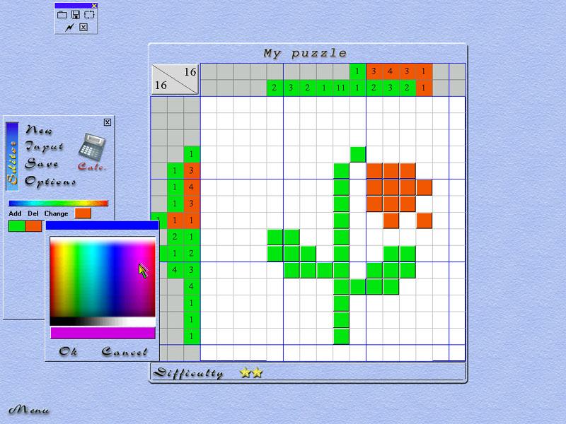 Japanese Crosswords - The Jcwd - Japanese Puzzles, Elite ...