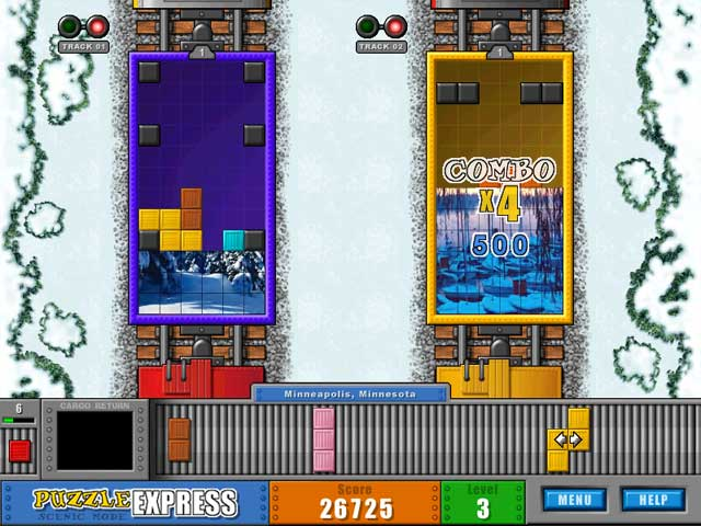 free game online puzzle express