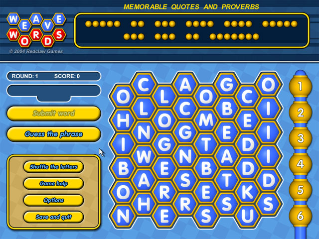 Weave Word - Weave Word is a relaxing new PC words game