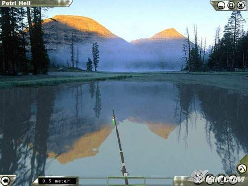 fishing games download. The game will let you plunge