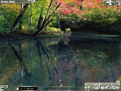 Fishing game petri heil online fishing game download for Fishing computer game